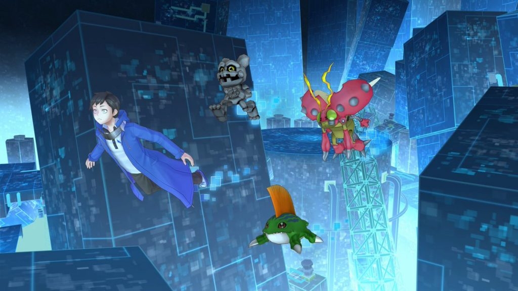 Digimon Story: Cyber Sleuth - Hacker's Memory Banner