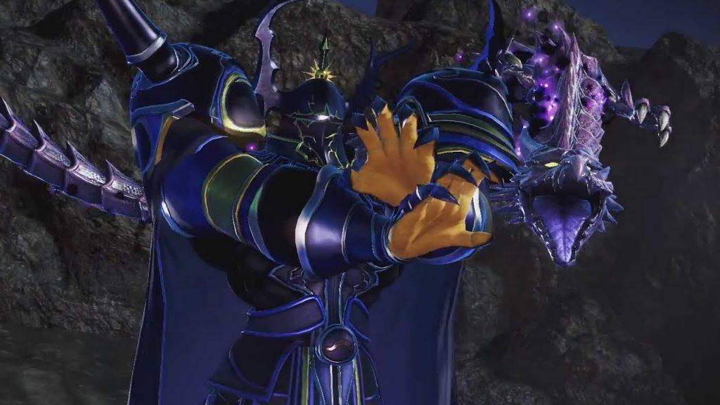 Dissidia Final Fantasy NT Golbez