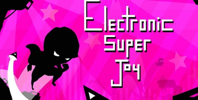 Electronic Super Joy title