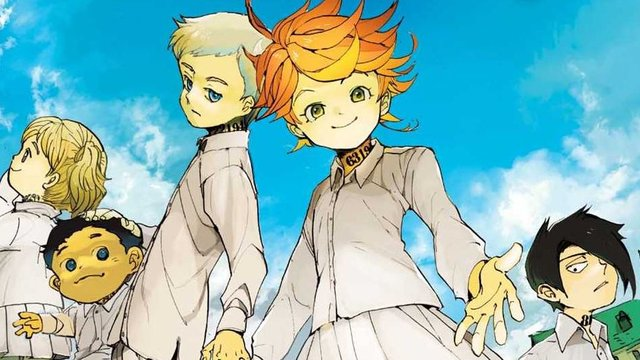 The Promised Neverland Vol  1 Review - Hey Poor Player