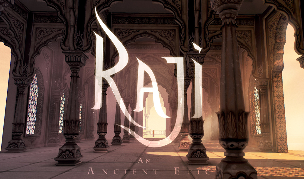 Raji: An Ancient Epic Banner