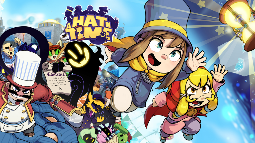 A Hat In Time Banner