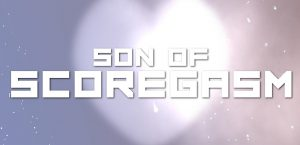 Son of Scoregasm logo