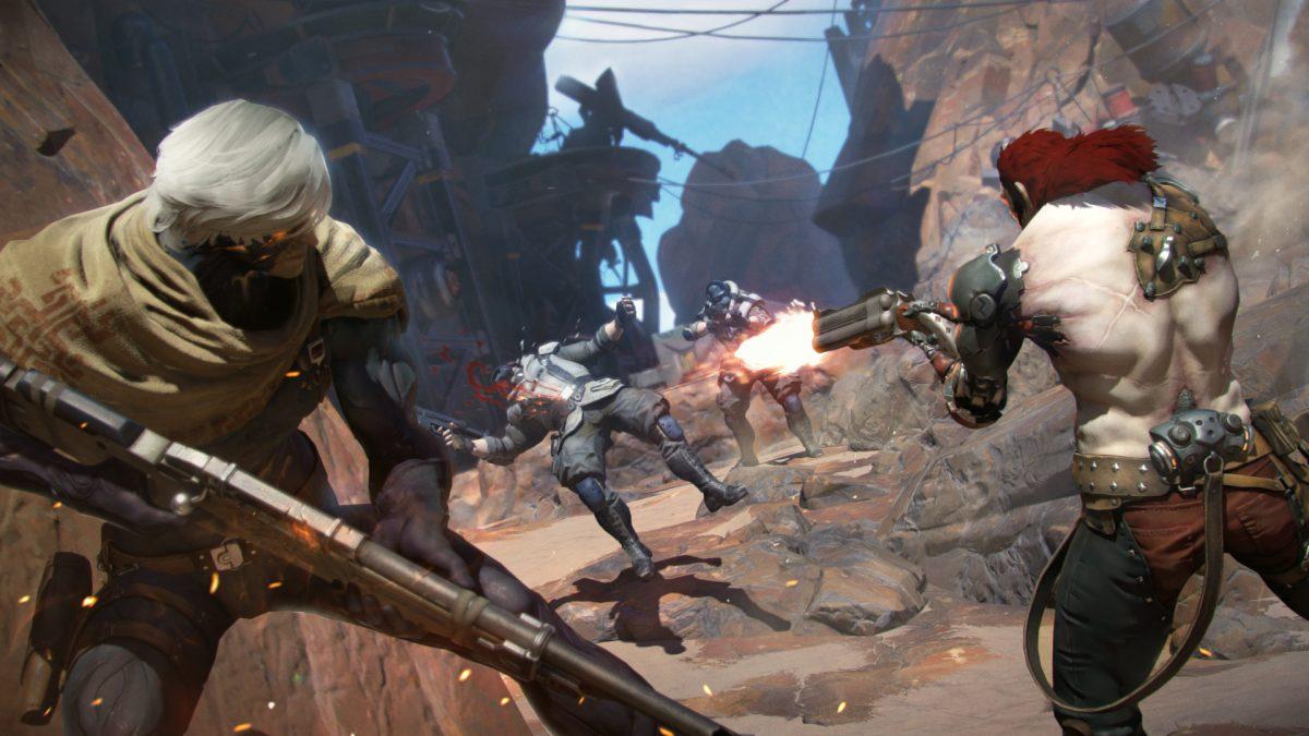Raiders of The Broken Planet: Wardog Fury Review (PS4) - Hey