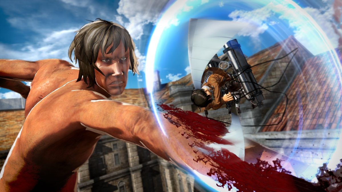 Koei Tecmo Details Attack on Titan 2 Online Multiplayer Features - Hey Poor Player