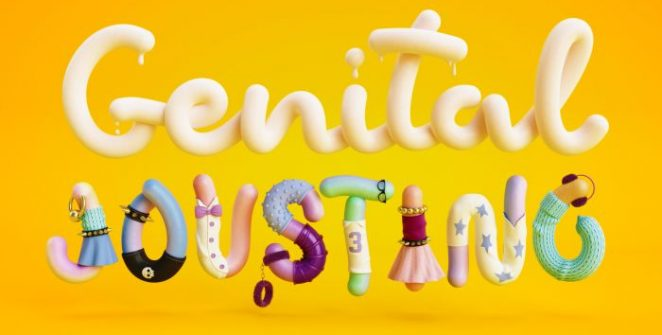 Genital Jousting title 2