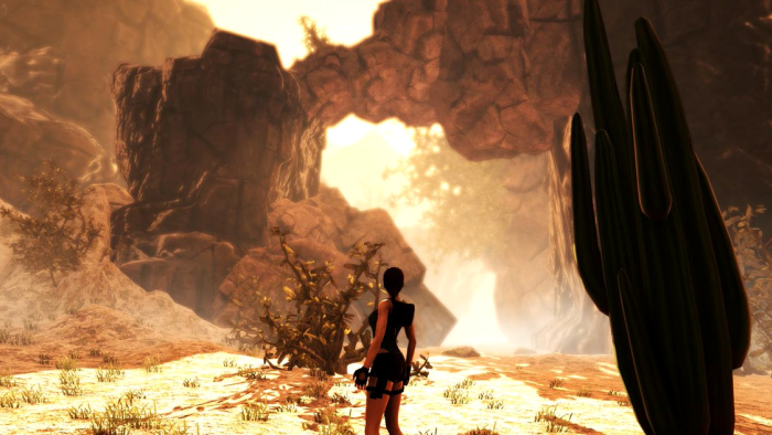 Tomb Raider 3 remake