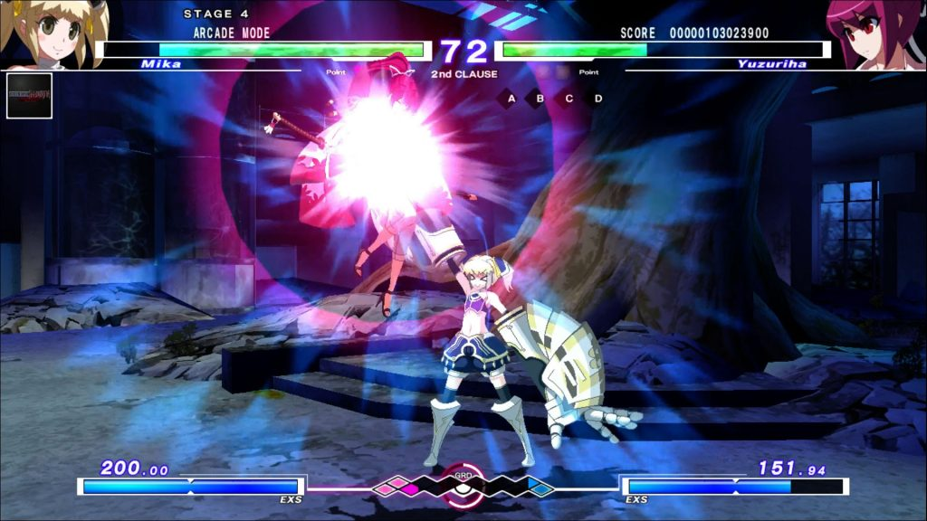 Under Night In-Birth Exe:Late[st] 2