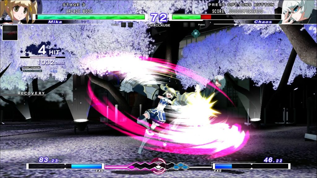Under Night In-Birth Exe:Late[st] 3