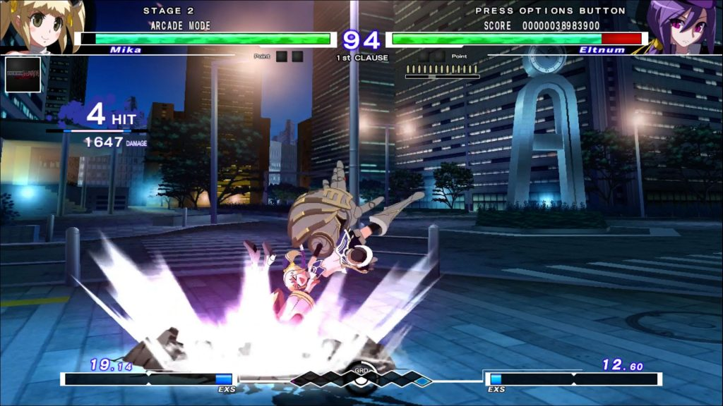 Under Night In-Birth Exe:Late[st] 4