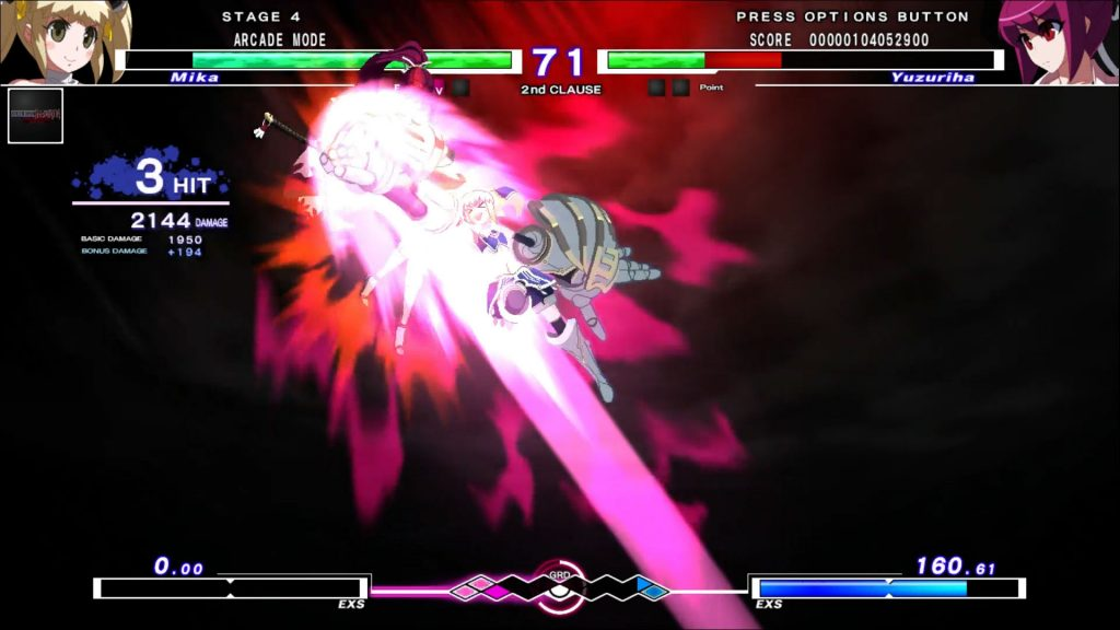Under Night In-Birth Exe:Late[st] 5