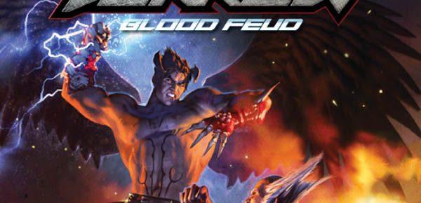 tekken blood feud