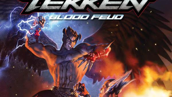 tekken blood fued