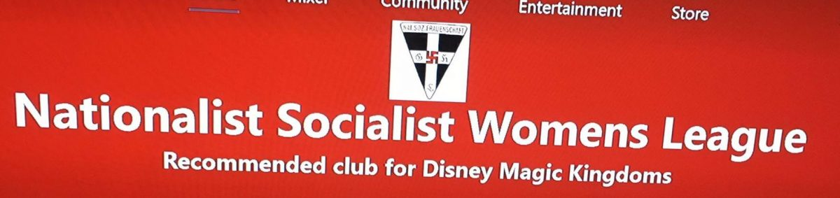 Xbox One Nazi Club Recommended To Shocked Players Hey Poor Player