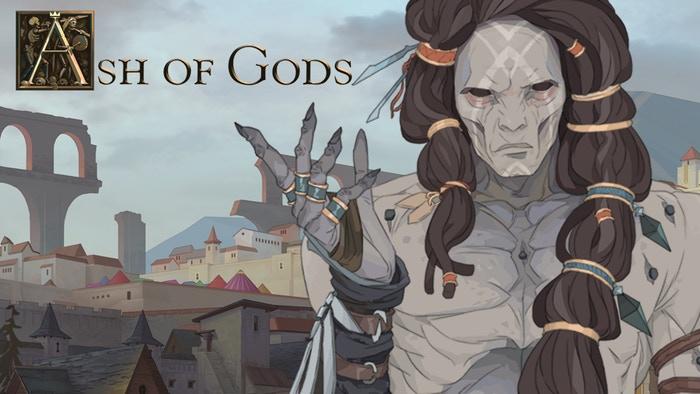 Ash of Gods: Redemption Banner