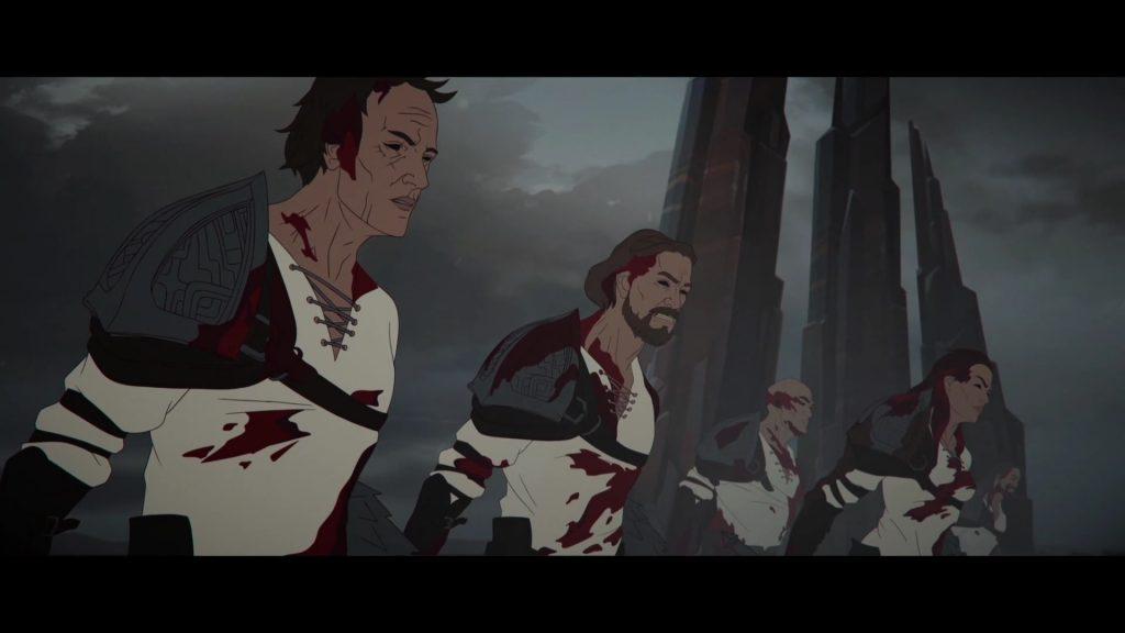 Ash of Gods: Redemption 1
