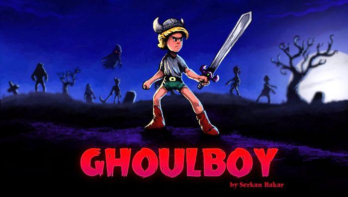 Ghoulboy logo