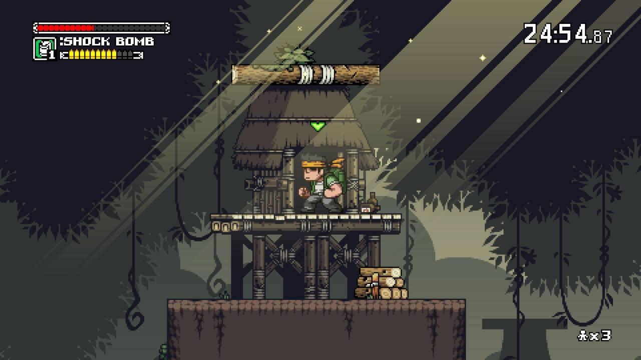 mercenary kings reloaded edition nintendo switch