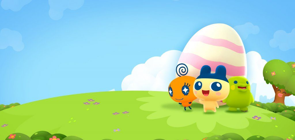 foto de My Tamagotchi Forever To Come To Tablet And Mobile In March - Hey ...