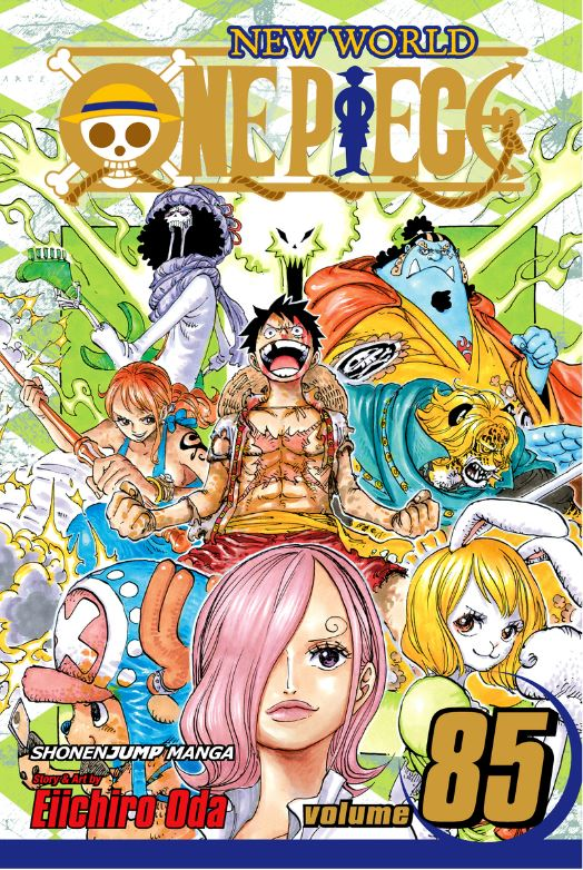 one piece volume 85
