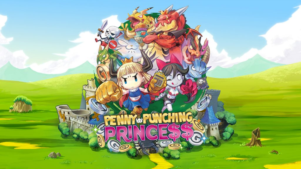 Penny-Punching Princess Banner