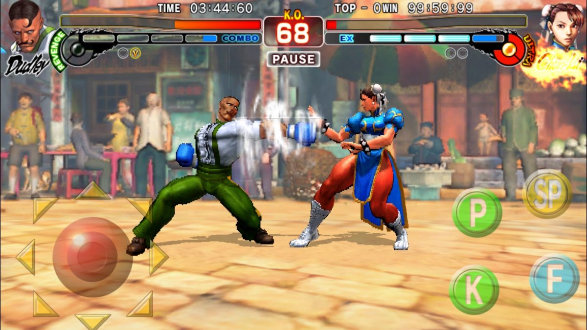Street Warriors - android-apk.app