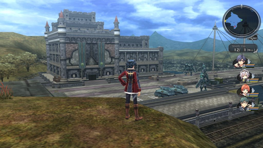 The Legend of Heroes: Trails of Cold Steel II 3