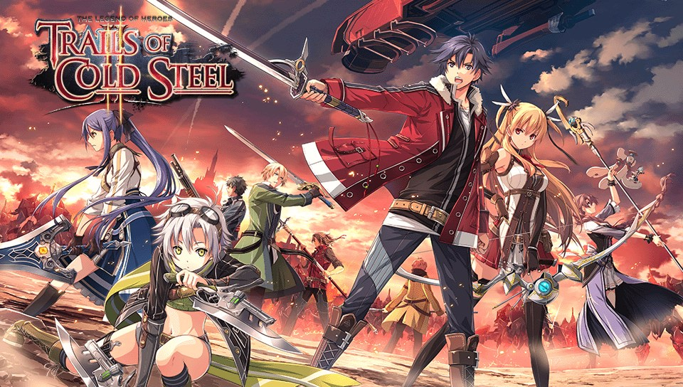 The Legend of Heroes: Trails of Cold Steel II Banner