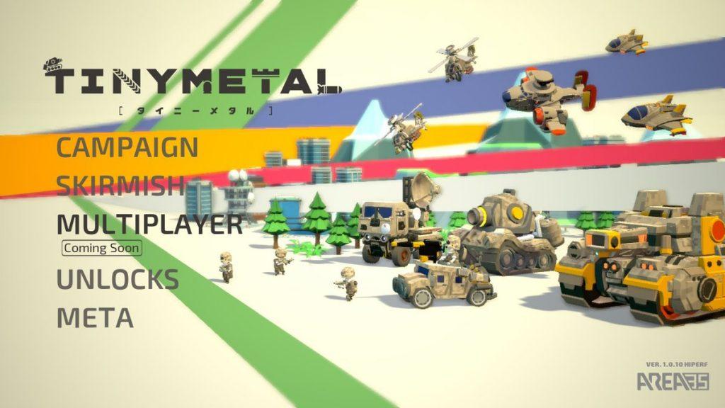 Tiny Metal 6