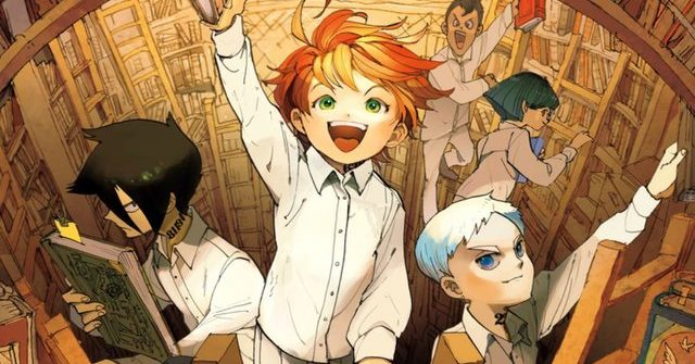 the promised neverland volume 2
