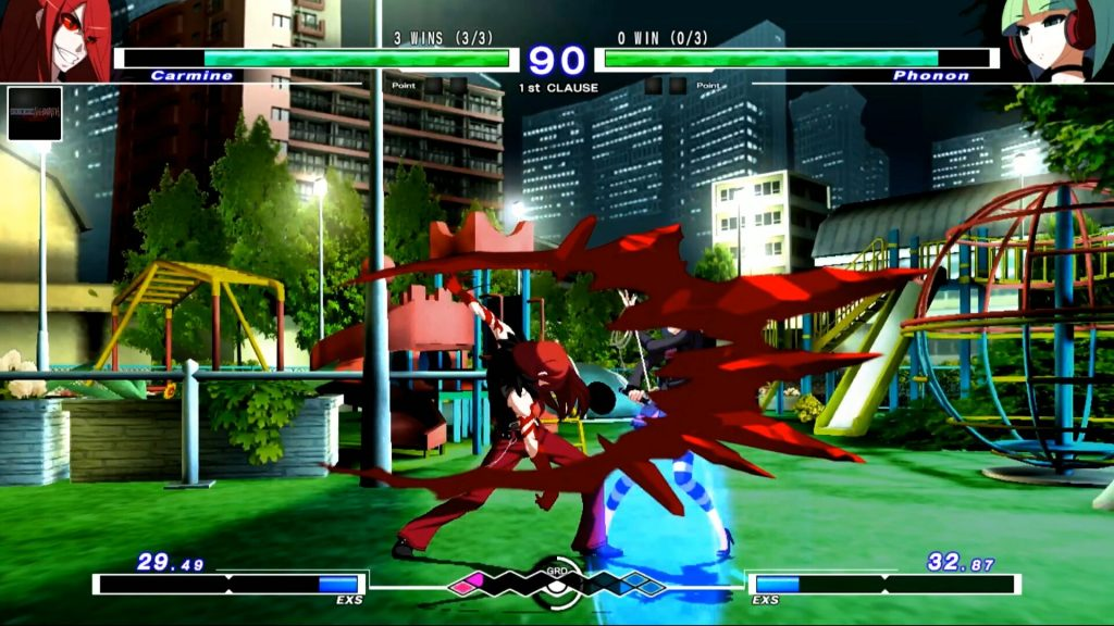 Under Night In-Birth Exe: Late[st] , PS4