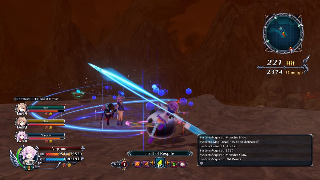 Cyberdimension Neptunia: 4 Goddesses Online 4
