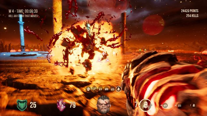 Hellbound screen 2