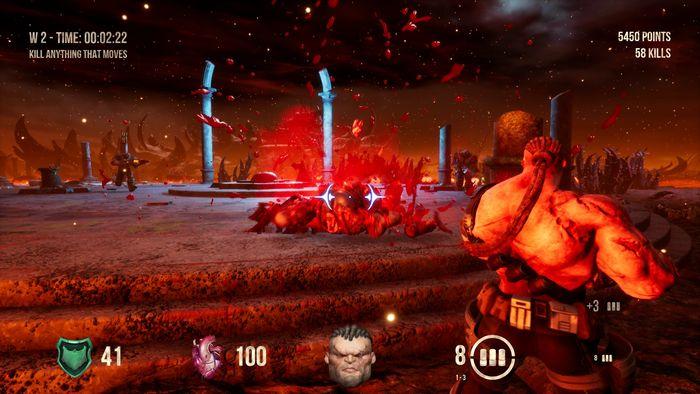 Hellbound screen 3