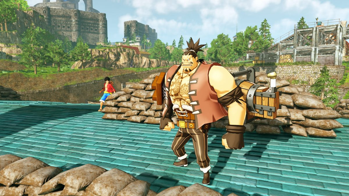 One Piece World Seeker Releases Treasure Trove of Assets - Hey Poor Player