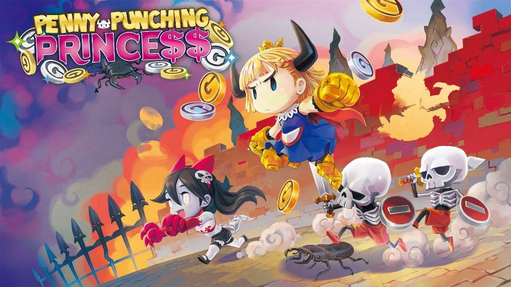 Penny-Punching Princess Banner