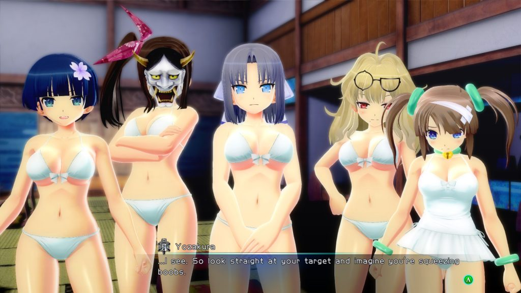 Senran Kagura Peach Beach Splash 2