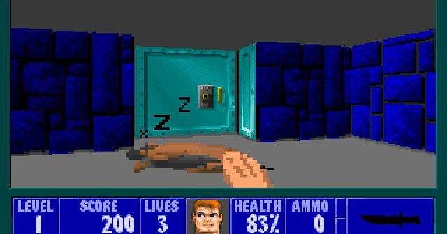 Wolfenstein 3D Mod