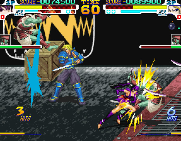 Sengoku 3 Brings Beatdowns to PS4, Xbox One, and Switch Today