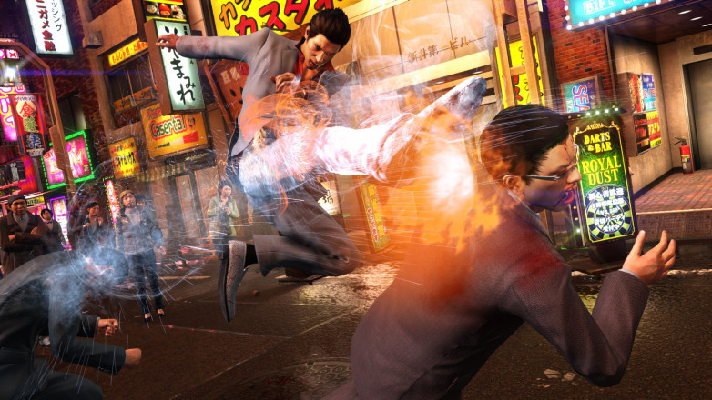 Yakuza 6 review