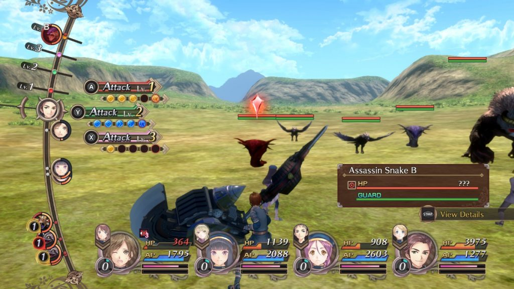 Dark Rose Valkyrie 5