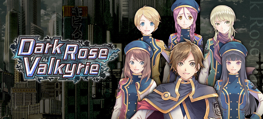 Dark Rose Valkyrie Banner
