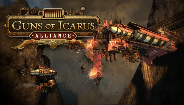 expired]Free Steam Game: Guns of Icarus Alliance