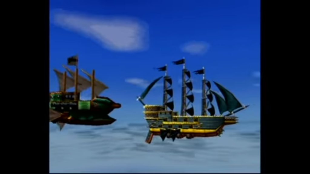 Skies of Arcadia 4