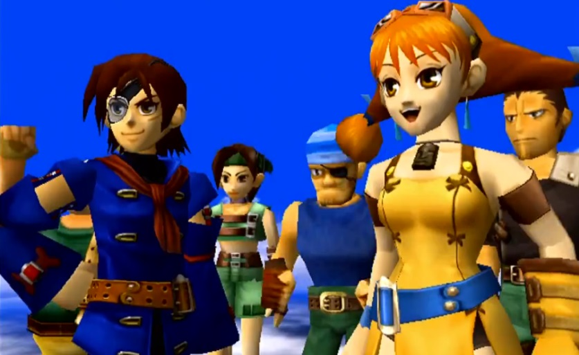 Skies of Arcadia 5