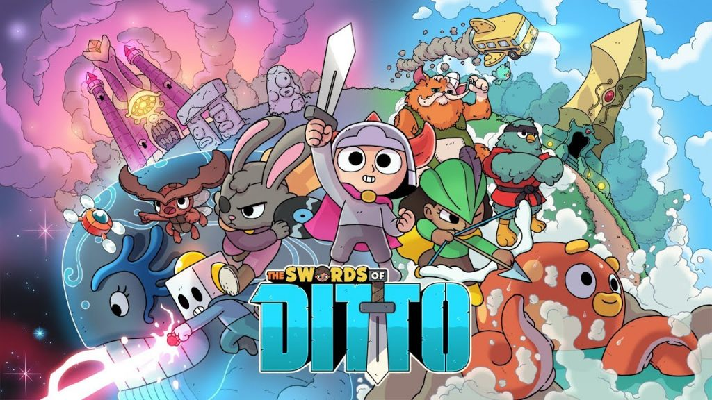 The Swords of Ditto Banner