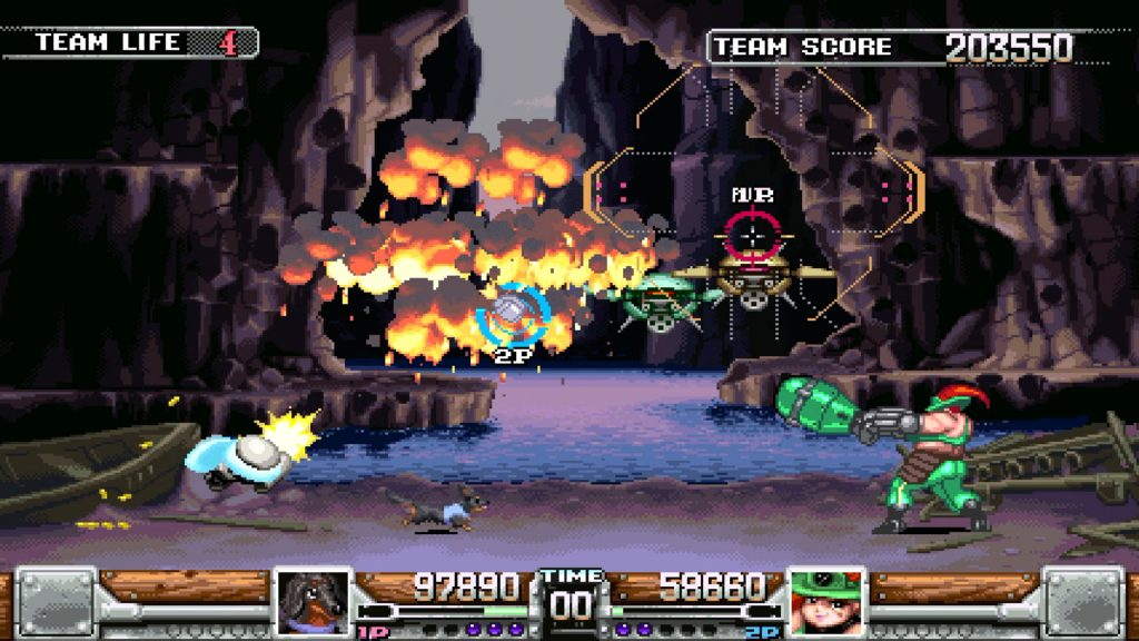 Wild Guns Reloaded Review Switch