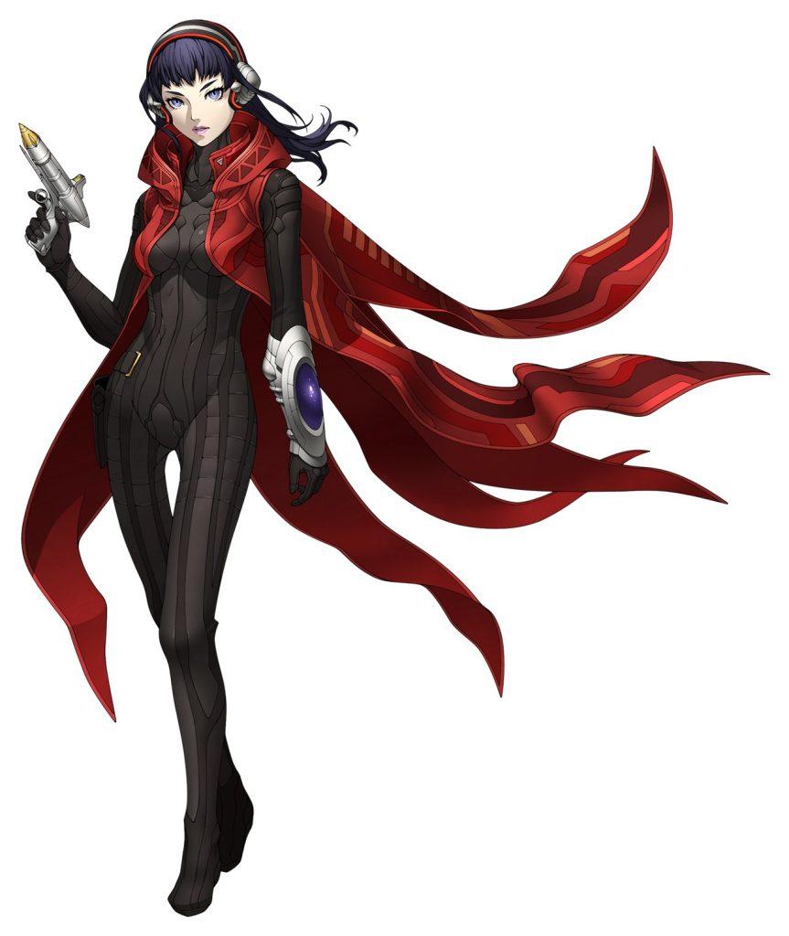 Shin Megami Tensei: Strange Journey Redux Alex