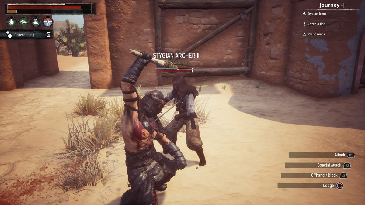 Conan Exiles Review (PS4) - Hey Poor Player