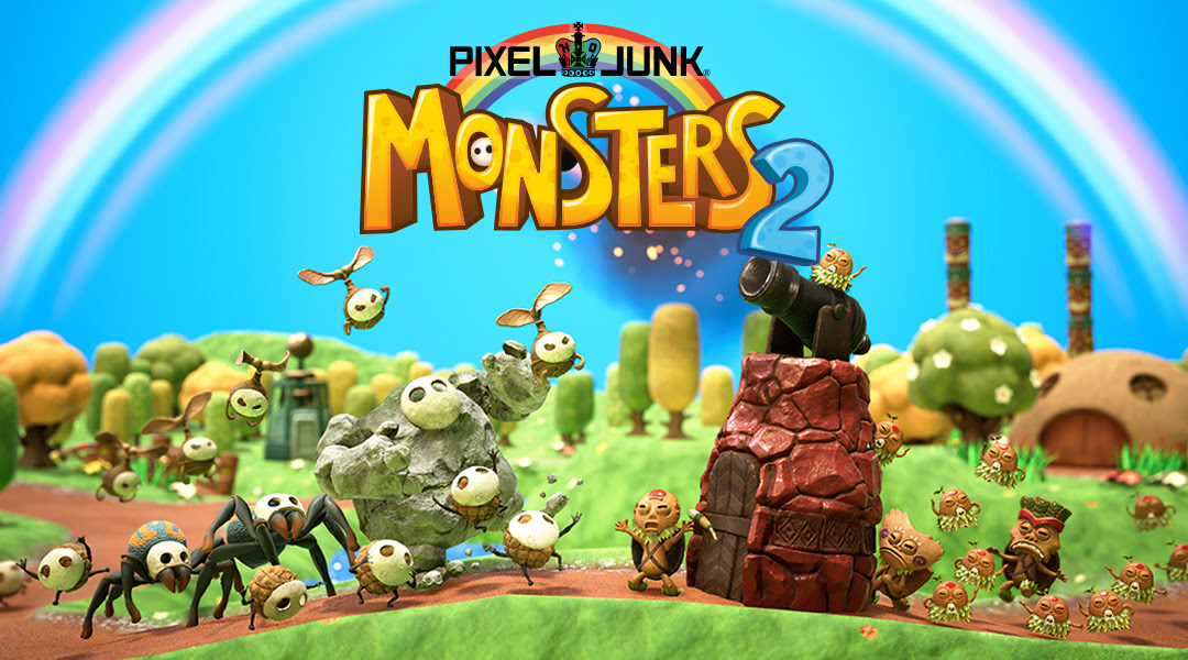 PixelJunk Monsters 2 Out Now for Console and Steam - Hey